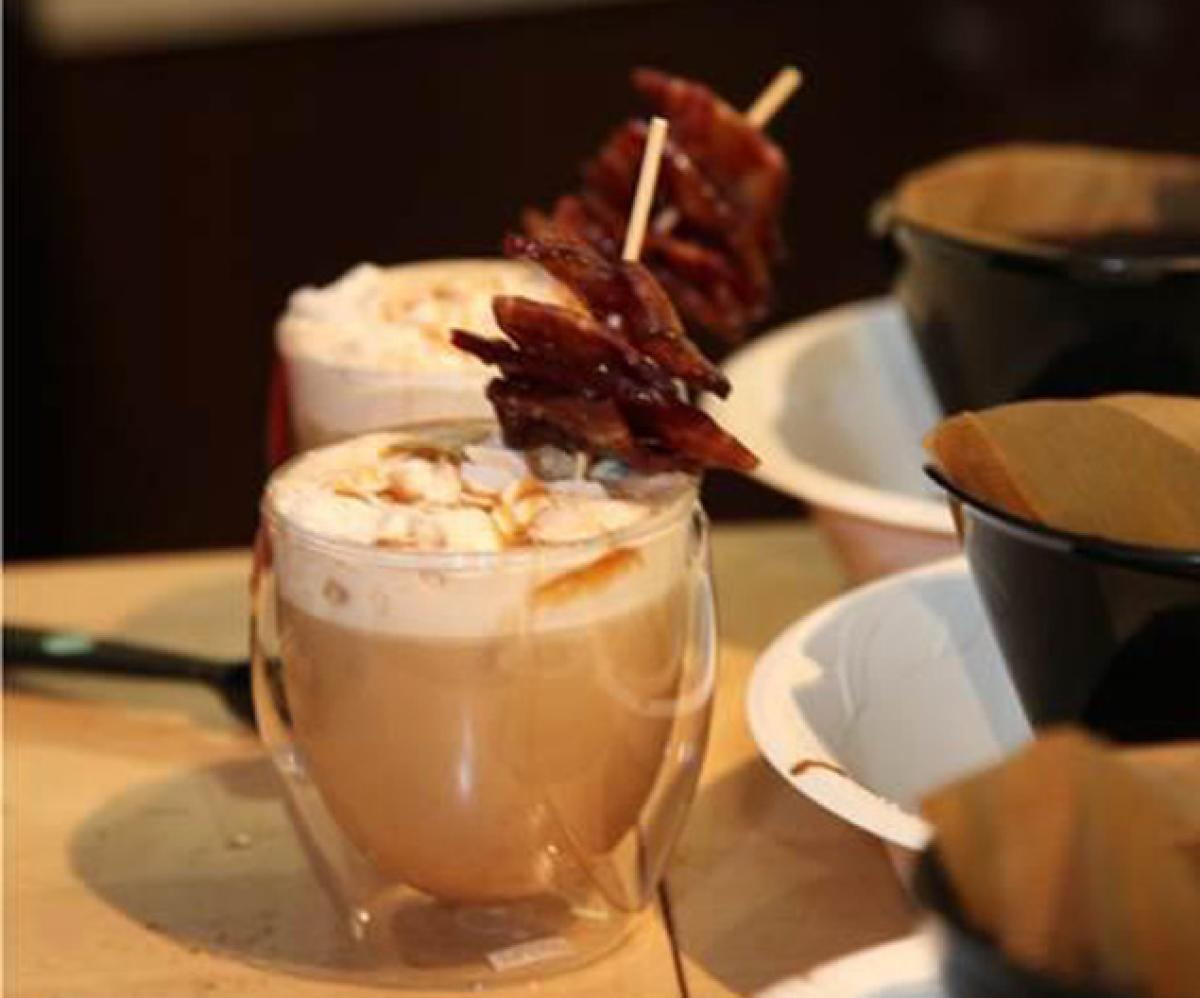 Flavoured Coffees