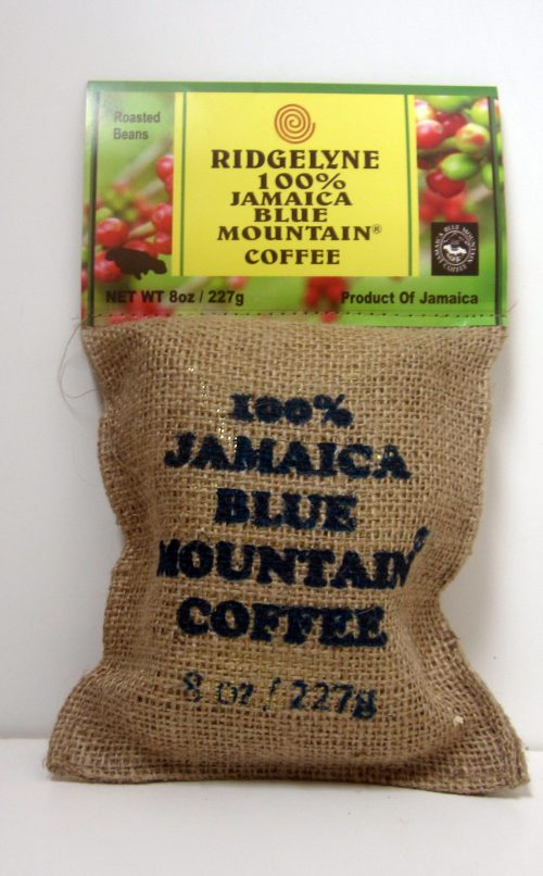 Ridgelyne Blue Mountains Coffee 8oz
