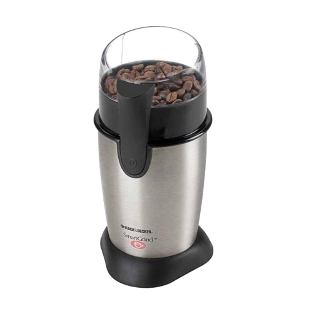 Black& Decker Steel Coffee Grinder