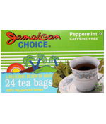 Jamaican Choice Peppermint Tea