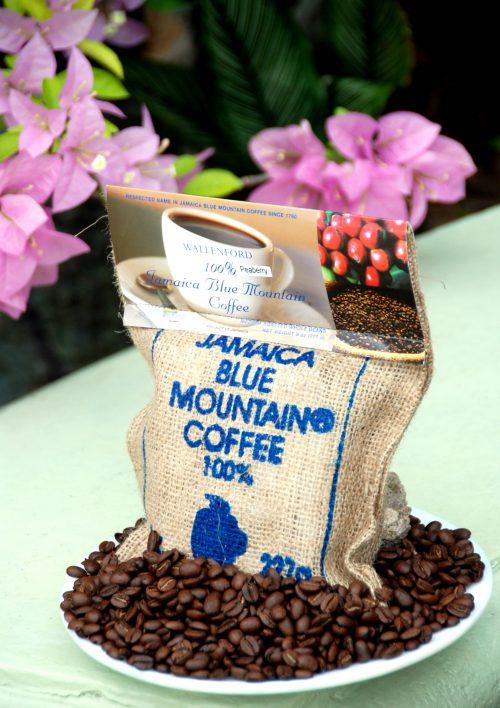 Wallenford Jamaica Blue Mountain Coffee
